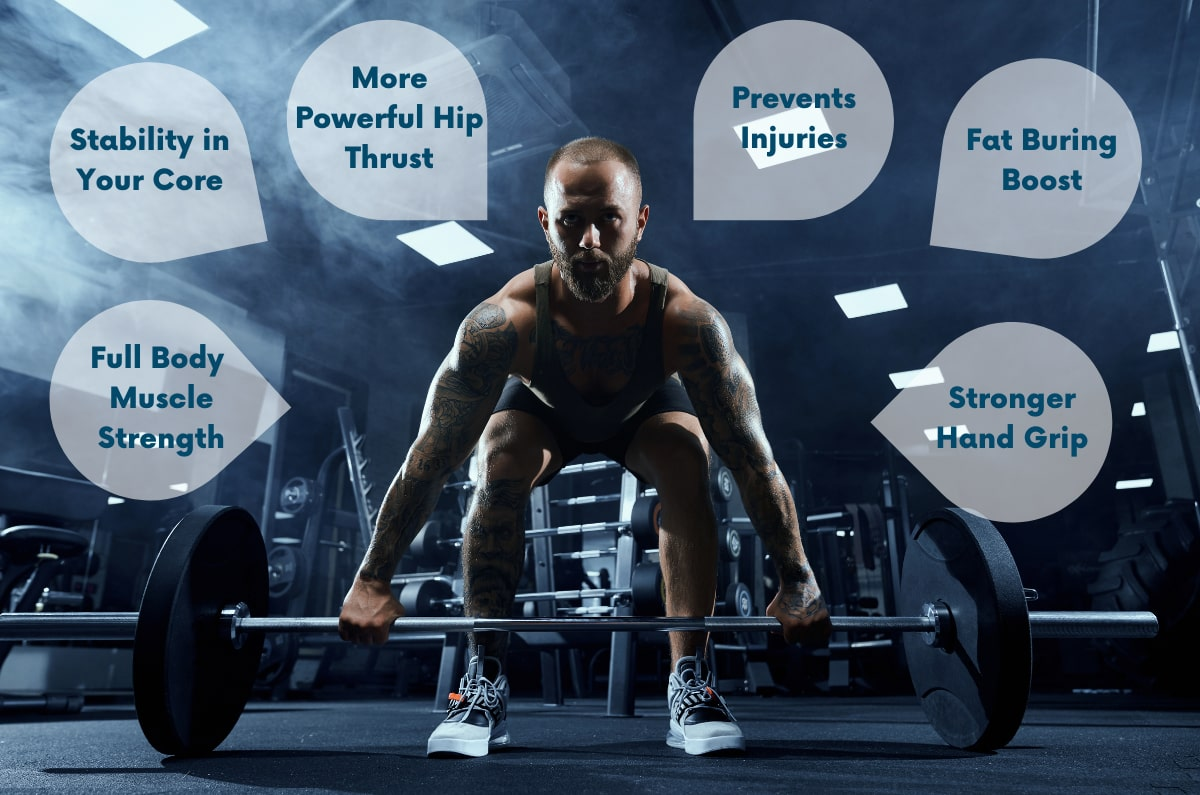 Deadlift Benefits - What are deadlifts good for